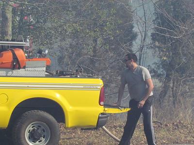 02/19/2011 - Brush Fire St. Inigoes