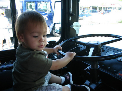 Touch a Truck and Fair 08