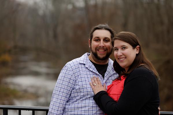 Rachel and Evan