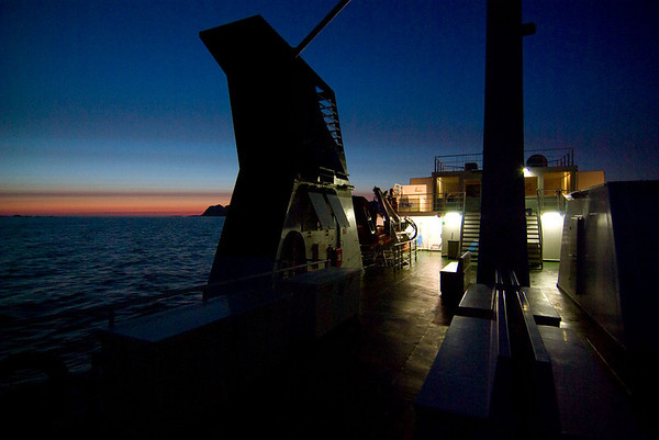 Seascape - ferry trips across the Vestfjorden