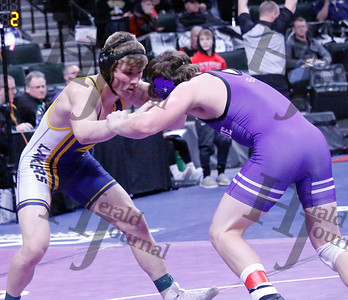 HLWW Wrestling at Class A State Tournament