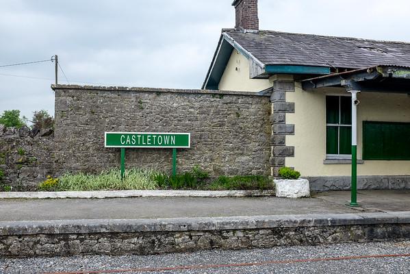 Castletown train station