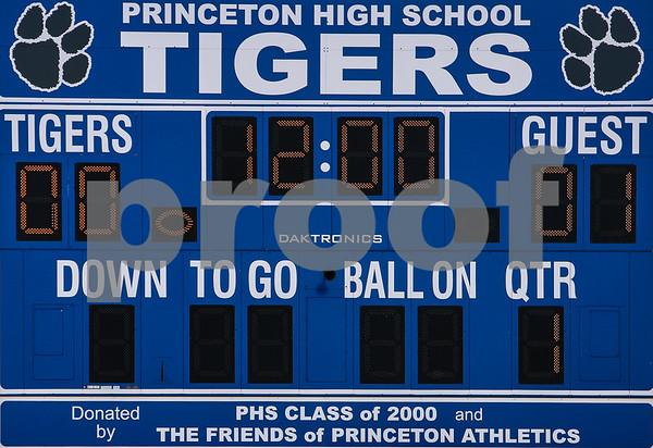 Princeton vs Ewing 102816