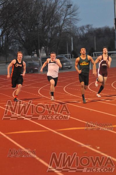Boy's Track