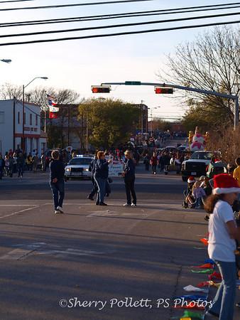 2008 Killeen Christmas Parade