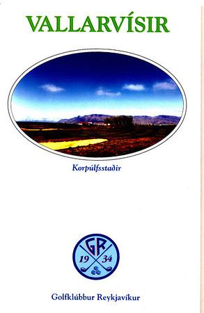 Vallarvísir - Korpa 1998