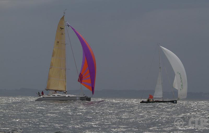 Tour de Belle-Ile 2011