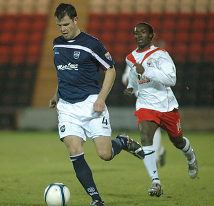 Airdrie v Ross County (0.1) 26 12 06