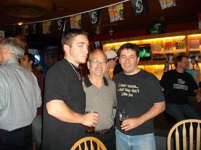 2009/08 The Throbs at The Poggie Tavern