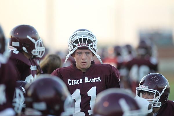 Cinco Ranch HS Sub-varsity Football