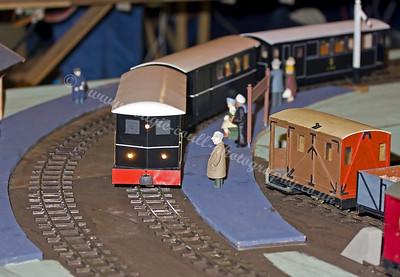 Greenock - Model Railway Exhibition - 2008