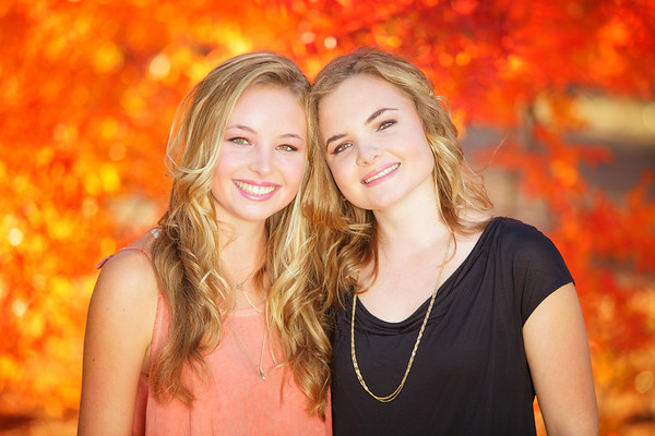 Clara and Madison