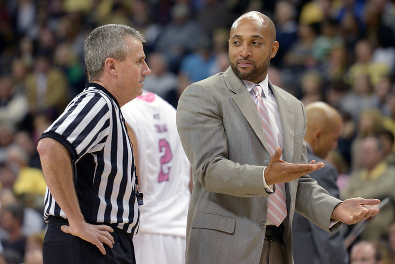 Randolph Childress talks to ref.jpg