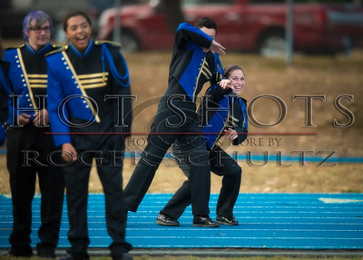"""DNHS Marching Band JV Halftime Show """"Peter Pan"""" Arcata @ DN 10-07-16"""