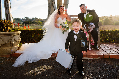 Rebecca and Jonathan - Wedding