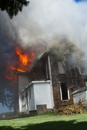 Joliet Fire 6-13-14 Caton Farm & Ridge