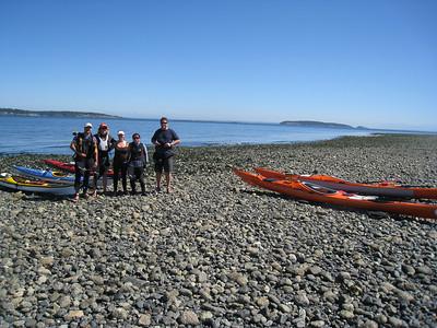 2010 Sucia Island Kayaking