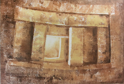 Holy of Holies by Caren Catterall