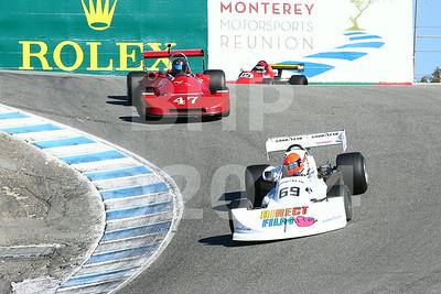 Group 8B 2014 Rolex Monterey Motorsport Reunion Race