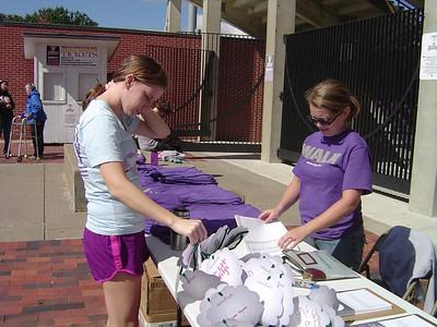 Memory Walk Kirksville 2010