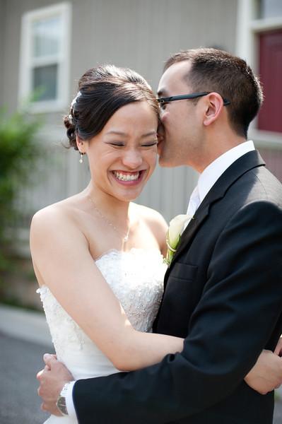 Lillian and Daniel's Wedding - Immanuel Baptist Church and Columbus Event Centre (Sala Caboto)