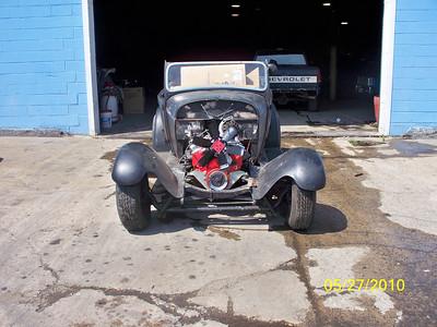 29 Ford Phaeton - William