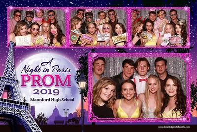 Mannford Prom 2019