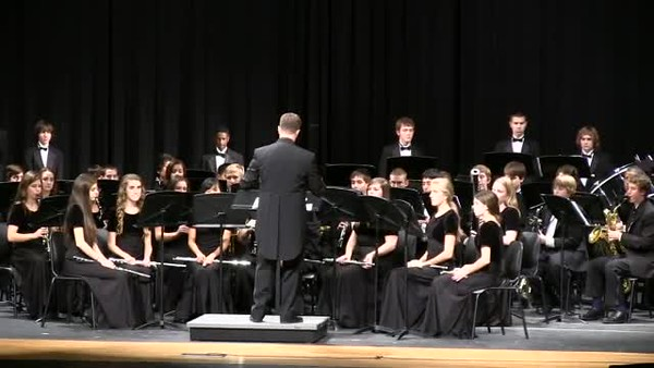 2012-12-13 Roswell Band - Winter Concert Videos