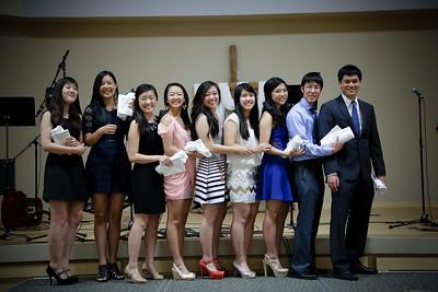 graduation banquet 2014