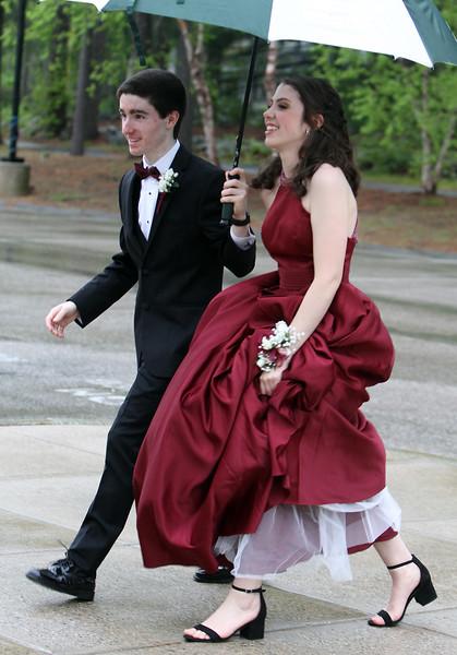 Westford Academy pre-prom 051918