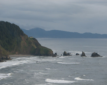 Pacific coast - Alaska, 2007