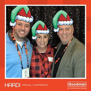 Hardi Annual Conference 12.7.19 @ Hilton Riverside