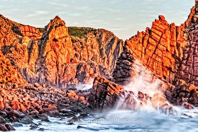 Coastlines and Oceans Scenery
