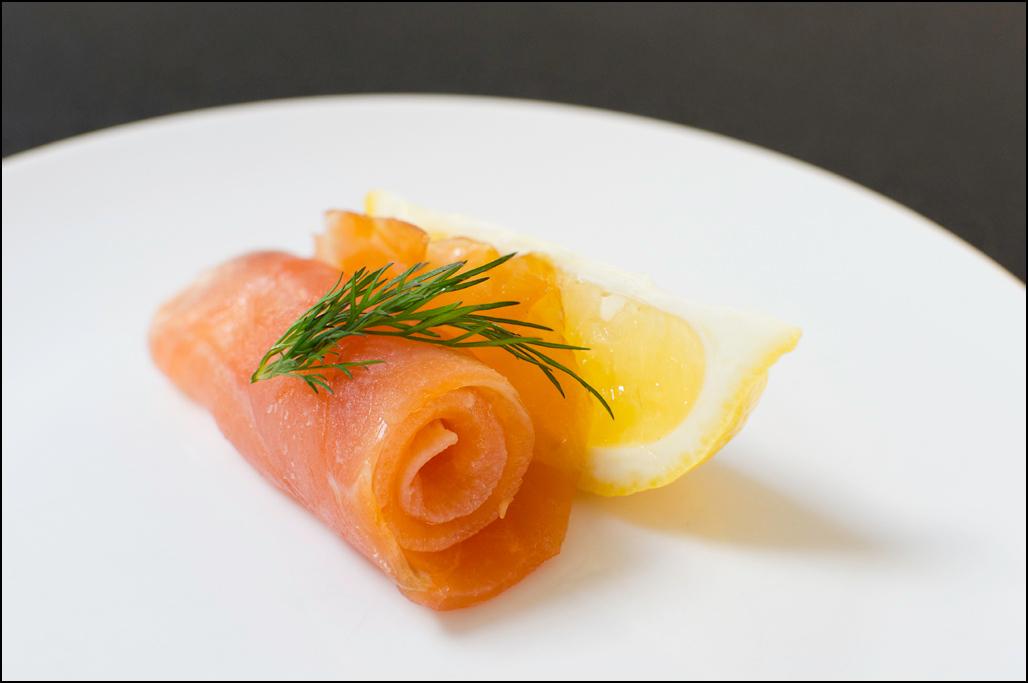 Cold Smoked Salmon, Lemon and Dill - Woodbridge Smokehouse
