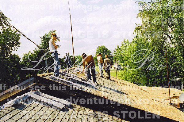 Roofing Grandma's House