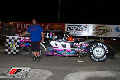 Fonda Speedway-Bill McGaffin-6/1/19