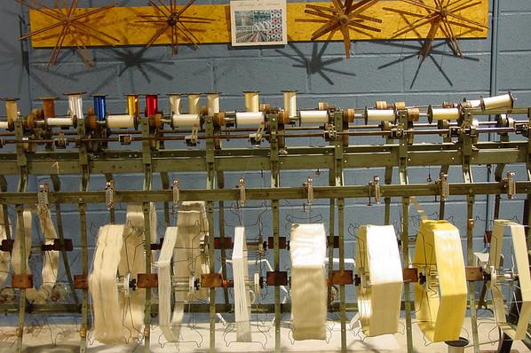 Vierzon - Musee du fil de soie
