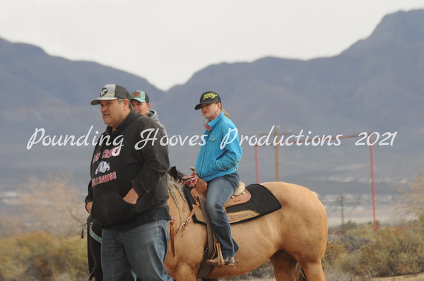 Middagh's New Years Barrel Race