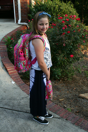 Back to School for 4th Grade