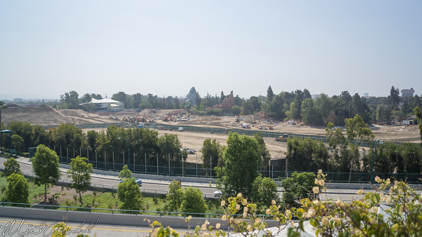 Disneyland Resort, Disneyland, Mickey, Friends, Parking, Structure, Star Wars, Star, Wars, Land, Construction, River, Rivers, America, Frontierland, Critter Country