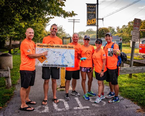 Maryland Trek with Justin Berk - Day 3  (08/07/2018)