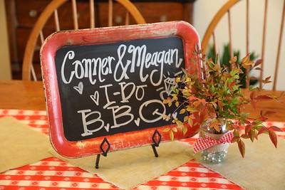Conner & Meagan's Shower