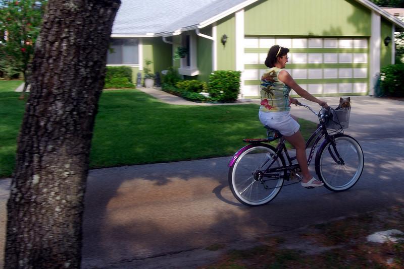027 Jewels and Lisa on bike.jpg