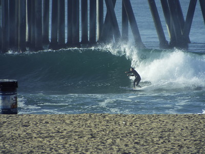 1/1/2020 * DAILY SURFING PHOTOS * H.B. PIER