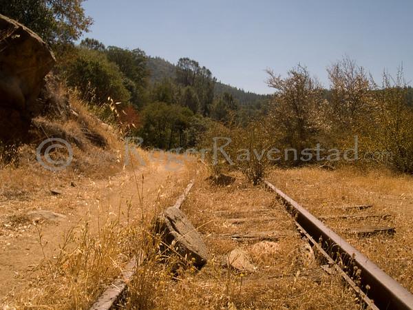 West Side Rail Trail at Tuolumne