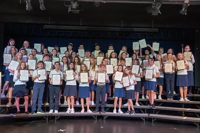 MS National Junior Honor Society