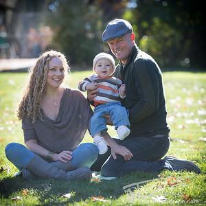 Sarah, Cash and Finnigan