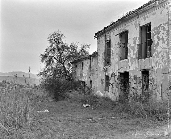 Roll 148 - Abandoned cortijo