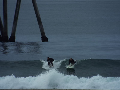 12/18/19 * DAILY SURFING PHOTOS * H.B. PIER
