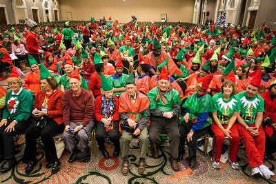 #657 World's Largest Elf Gathering, 12/9/14